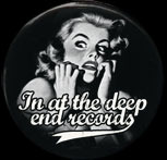 In At The Deep End Records - Badge10